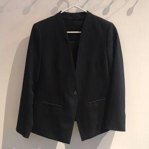 All Saints new single button blazer